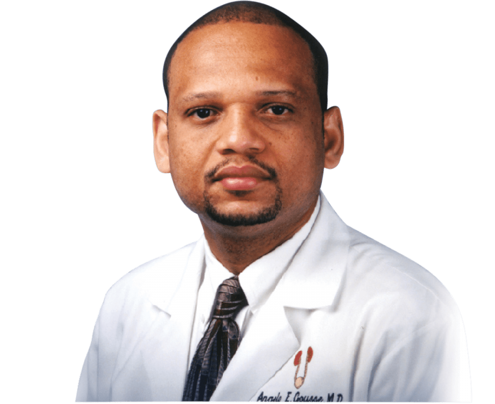 Dr Angelo E Gousse