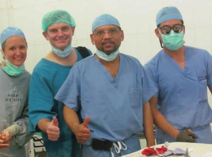 Urology is Taking Off in Haiti