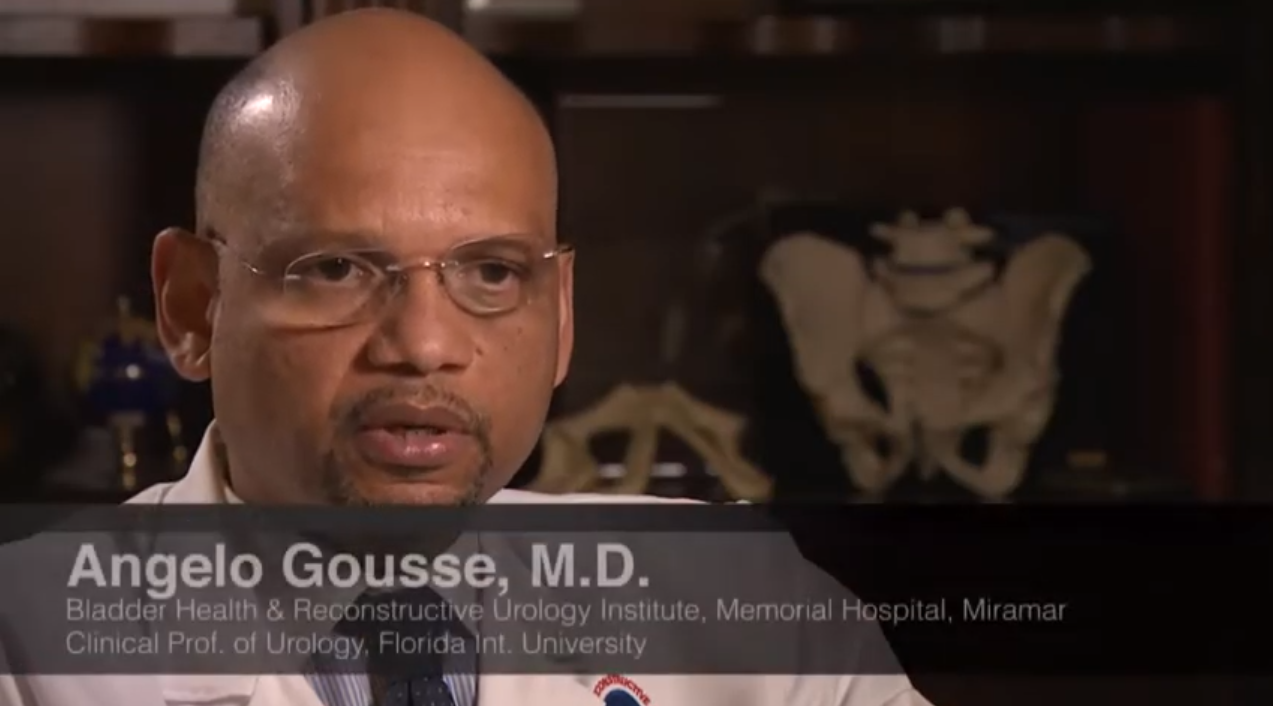 Gousse Urology - Dr Angelo Gousse